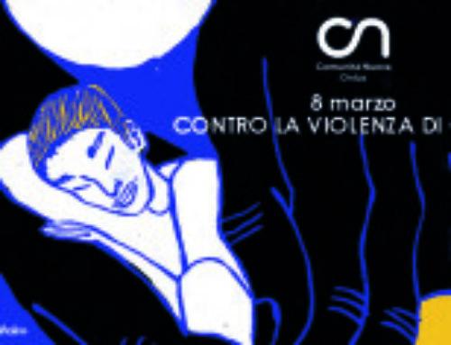 8 marzo – Contro la violenza di genere