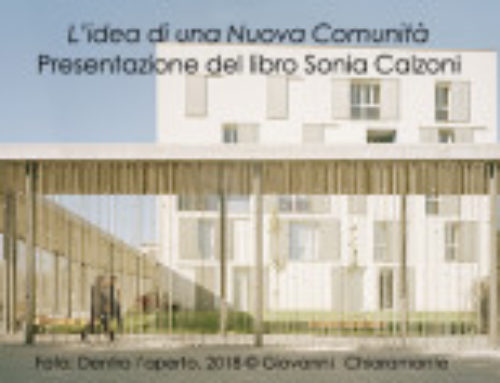 L'idea di una nuova comunità