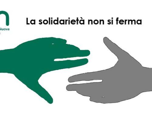 La solidarietà non si ferma: cosa stiamo facendo?