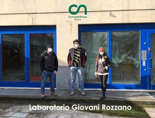 Laboratorio Giovani Rozzano: l'inaugurazione di un nuovo centro