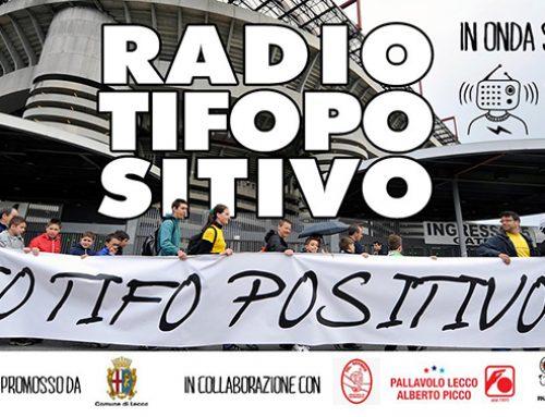 Anche a Lecco si tifa positivo!