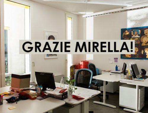Grazie Mirella!